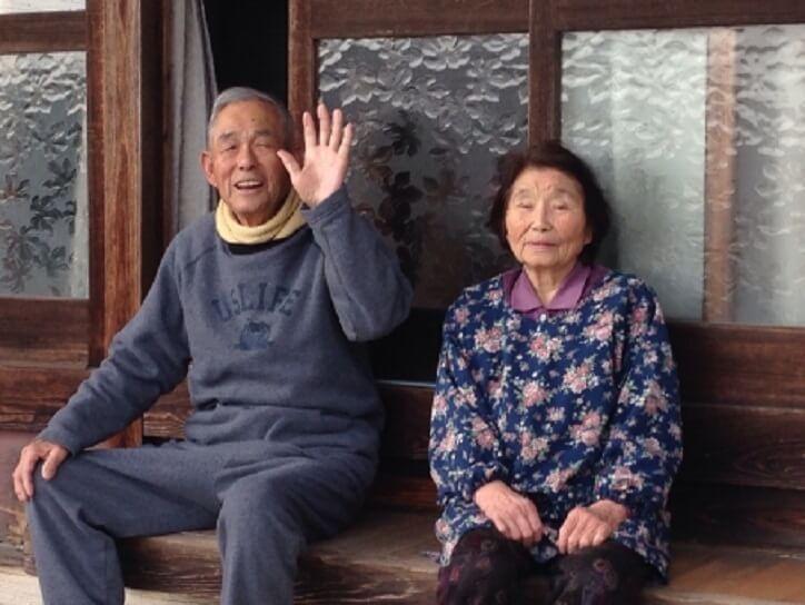 奄美のおじいおばあ