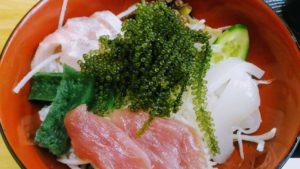 番屋の海鮮丼