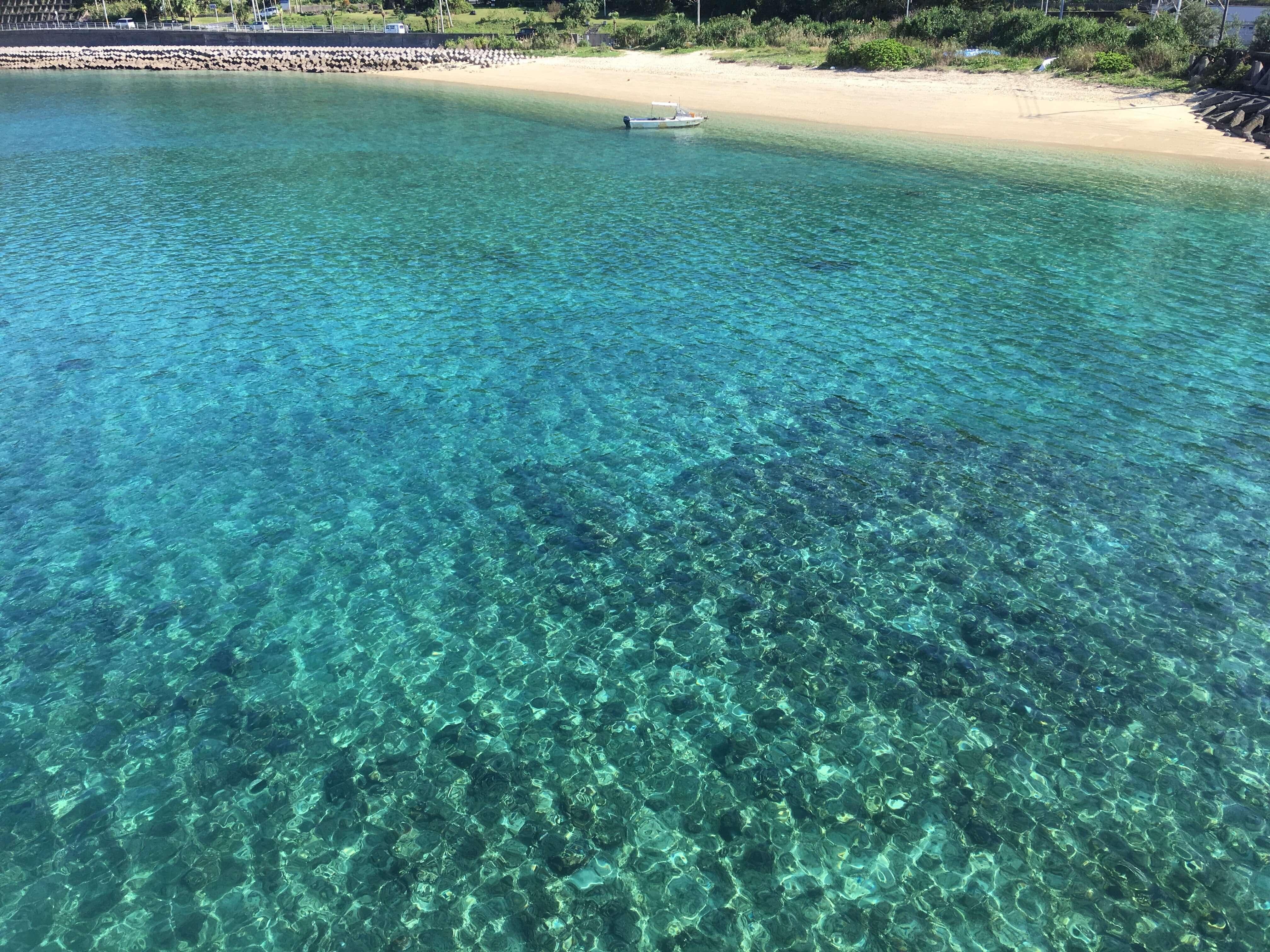 奄美大島は何県、奄美ブルー