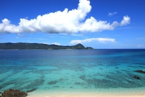 奄美大島の海はいつからいつまで、奄美ブルー