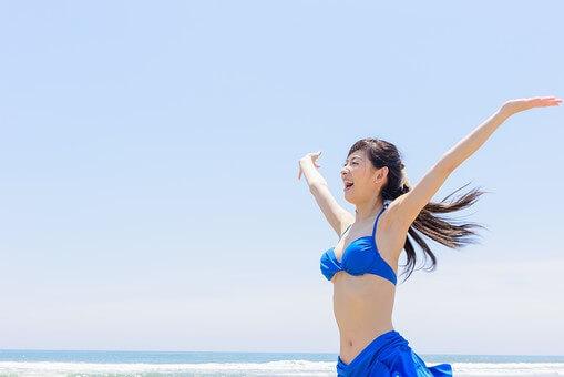 奄美大島の海はいつからいつまで、水着
