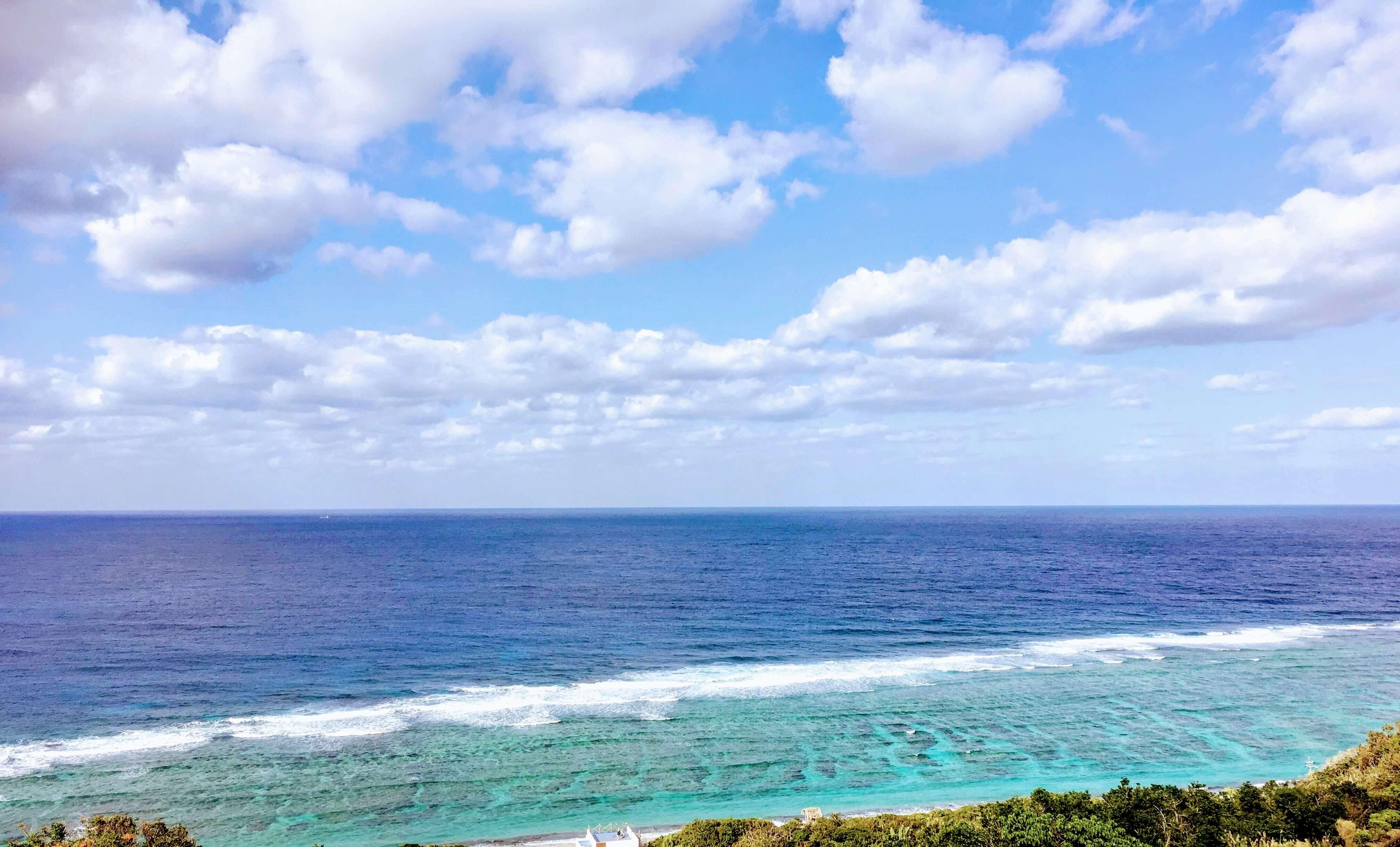 海開き(サンガツサンチ/はまおれ)が行われる大浜海浜公園