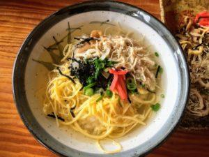 奄美大島の鶏飯