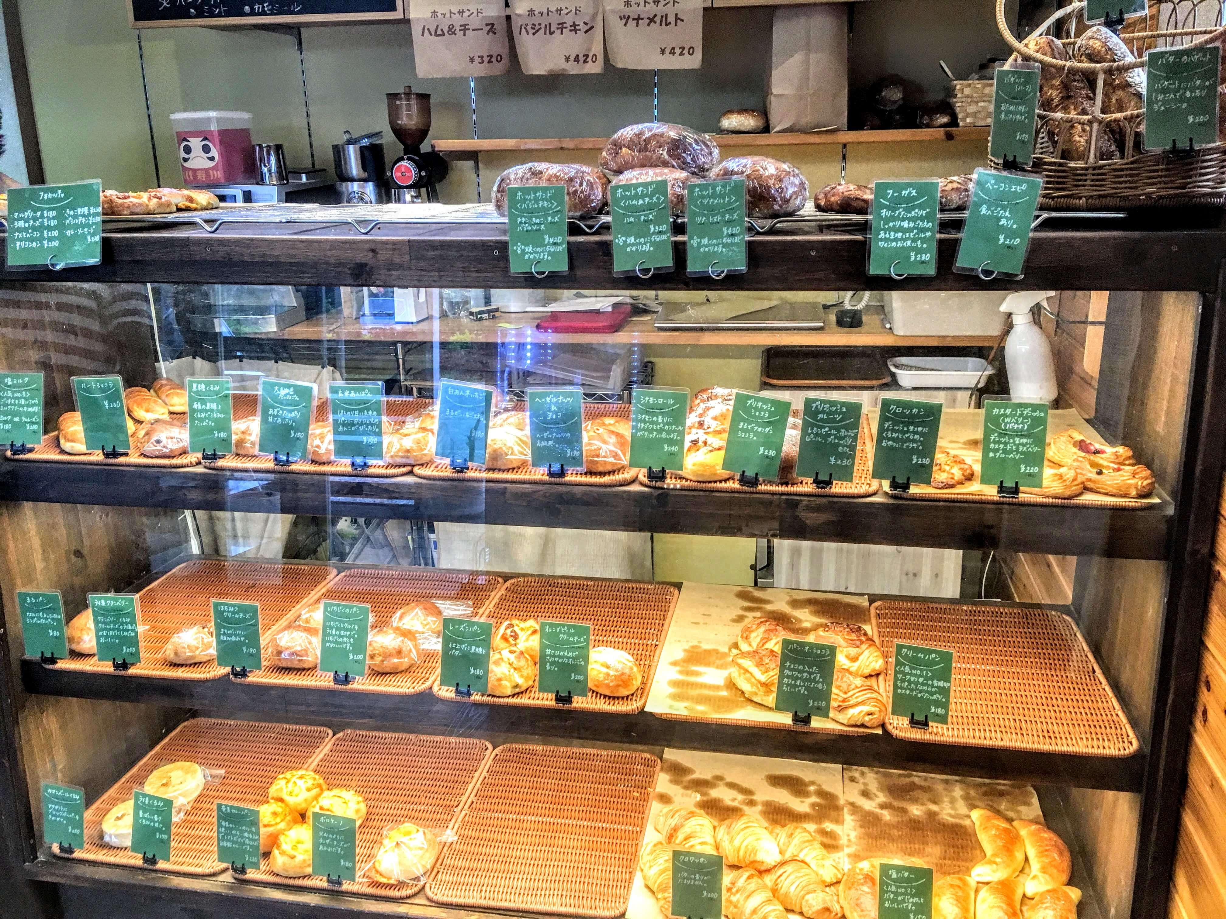 晴れるベーカリー、奄美大島のパン屋