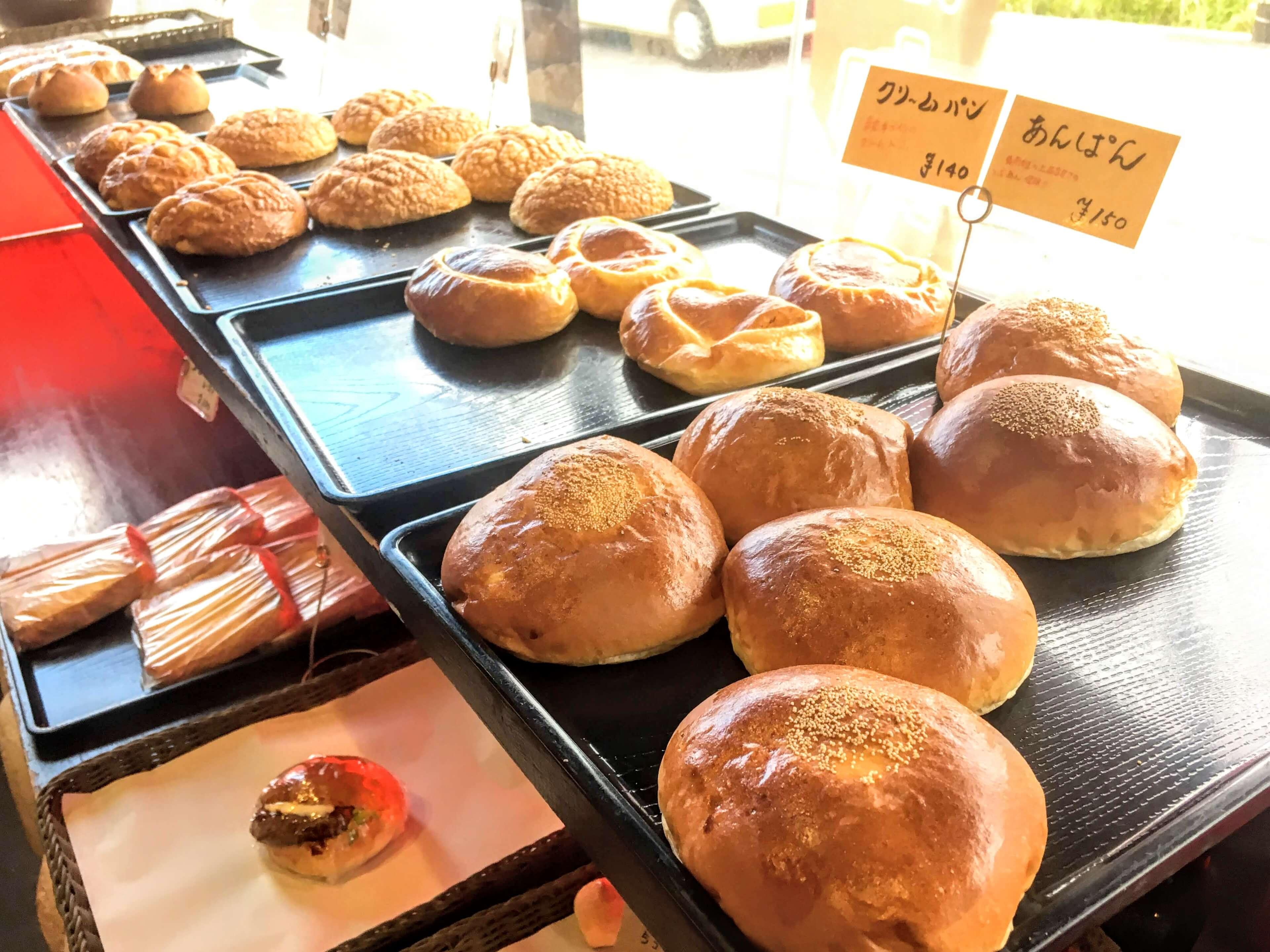 麦の実パン奄美大島のパン屋