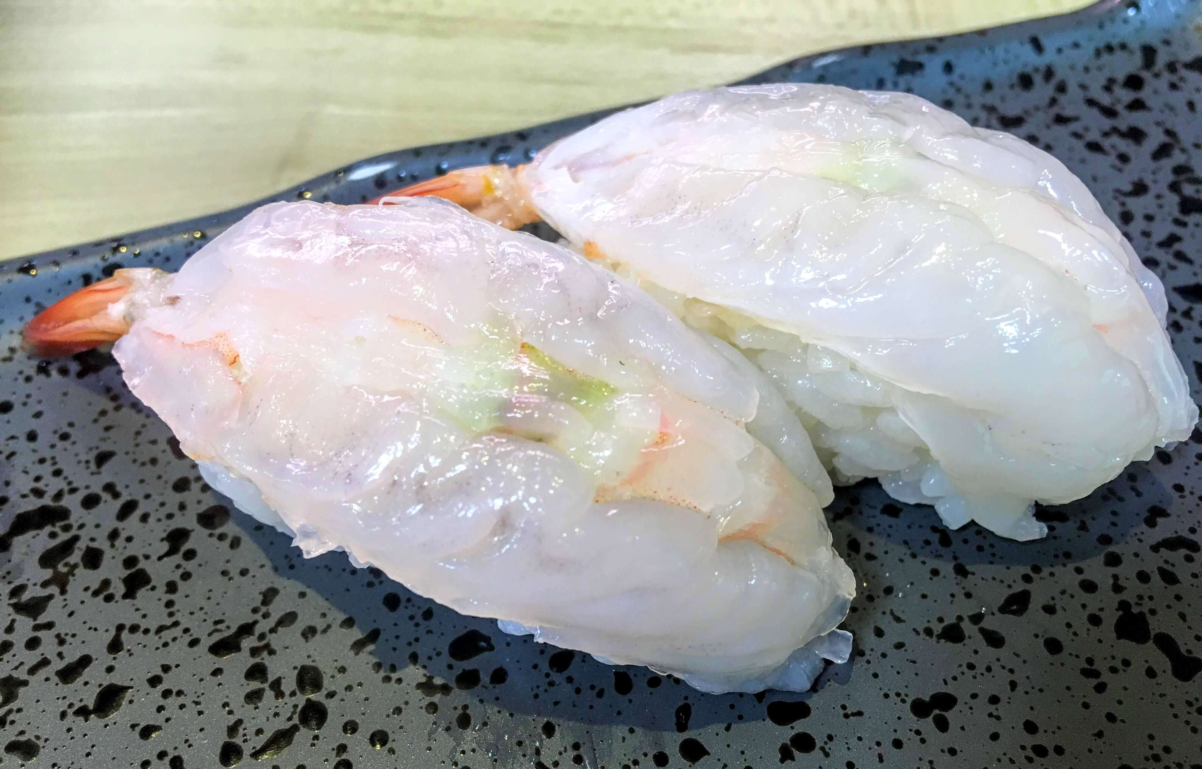 まんてんの魚料理・握り寿司