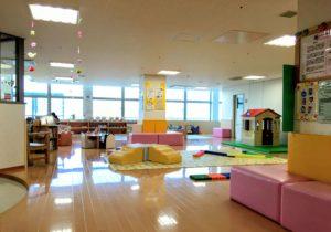 富山県高岡市に移住、快適な子育て支援センター
