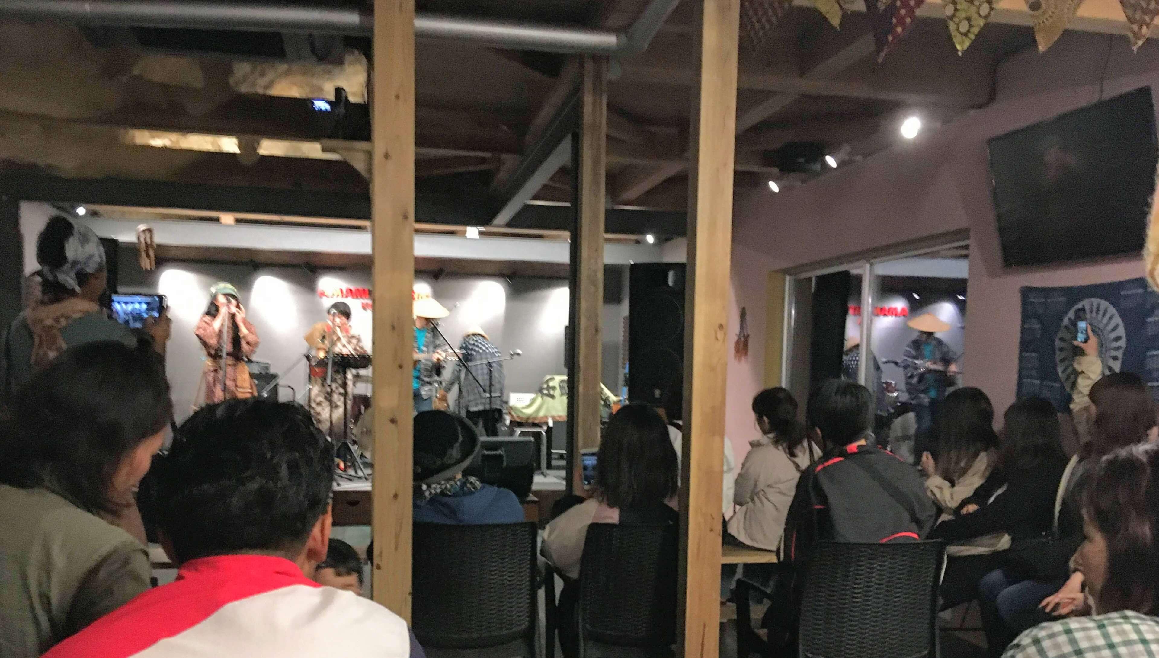 奄美大島Koyaのライブイベント